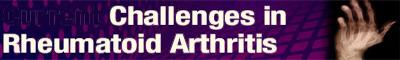 Rheumatoid arthritis.