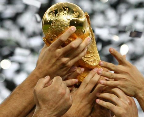FIFA WORLD CUP REPORT - Finger length predicts football ability!