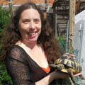 Carolyne Taylor, palmist - Glastonbury, England