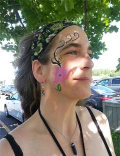 Julie Rafuse - palmist