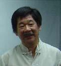 Master C.S. Chang, palmist in Kuala Lumpur (Malaysia).