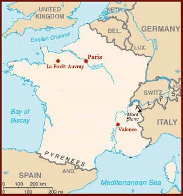Palmistry in France