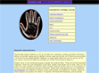 www.dse.nl/~frvc/palmistry/ - website presented by antropologist F. van Cappelle (Netherlands).