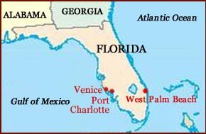 The palmist network in Florida, US!