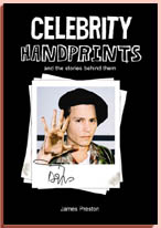 Celebrity Handprints, author: James Preston