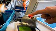 Dutch store trials fingerprint payments: Albert Heyn introduces Tip2Pay!