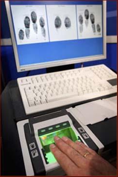 Modern fingerprinting technique