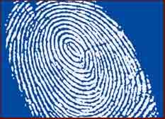 A fingerprint system can reduce the crime rate.