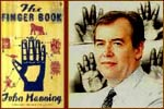 &quot;Finger professor&quot; John Manning presents: &#039;The Finger Book&#039;