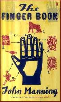 Professor John Manning present his 2nd book: 'The Finger Book'!