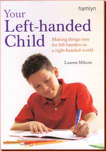 Book review: Your Left Handed Child