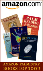 best 4 palmistry books by ranking Amazon-palmistry-books-top-100