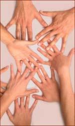 Hands, fingers & digit ratio.