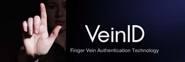 Hitachi presents: finger VeinID