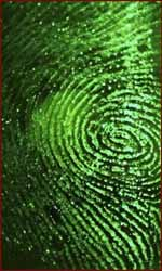 The history of fingerprints - Iran.