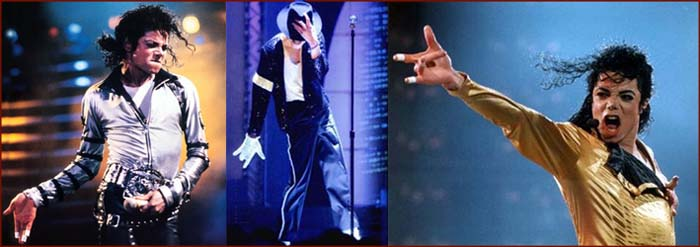 Michael Jackson was truely the 'King of Pop'.