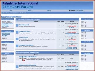 Piforums.net: the Palmistry International Community Forums.
