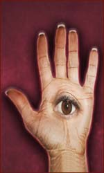 Palmistry is a science in process.