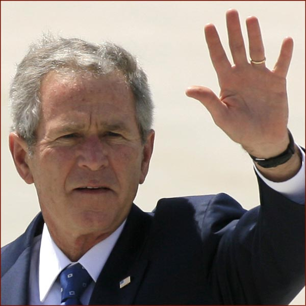 George W. Bush - Biography - U.S. Governor, U.S. President - Biography ...