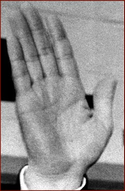 The right hand of the 36th US president: Lyndon Johnson!