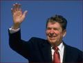 The right hand of Ronald Reagan!