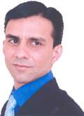 Imran Saeed, palmist