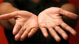 Global hand readers