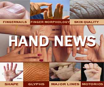 Where to find the latest news about hands? Hand-news