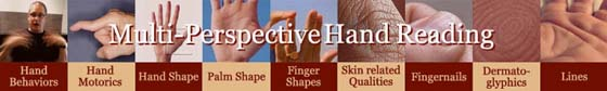 Multi-perspective hand reading: palmistry & palm reading research!
