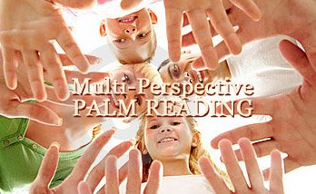 Multi-perspective hand reading