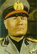 IDRlabs portrait: Benito Mussolini.