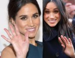 Meghan Markle, future wife of Prince Harry, has an incomplete simian line in her right hand.