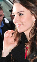 Kate Middleton right hand palm.
