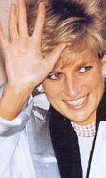 Princess Diana's right hand.