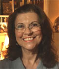 Ellen Goldberg, palmist